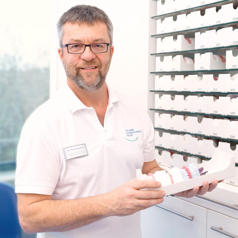 Dr. med. dent. Hansjoerg Horn, Fachzahnarzt für Kieferorthopädie, Fachzahnarzt für Oralchirurgie