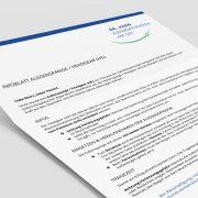 Infoblatt zur Außenspange / zum Headgear (HG) mit allgemeinen Informationen