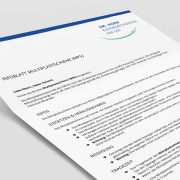 Infoblatt Multiplastschiene (MPS)