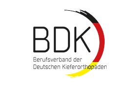Mitglied im Berufsverband der Deutschen Kieferorthopäden e.V. (BDK)