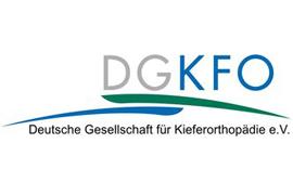 Mitglied bei Deutsche Gesellschaft für Kieferorthopädie e.V. (DGKFO)